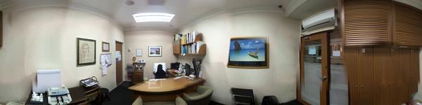 Klinik Loh Surgery - Batu Lanchang, Penang - Doctor's consultation room