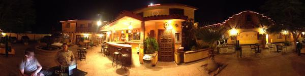 Hotel Hacienda los Algodones