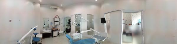 CDC Chiangmai Dental Clinic - Chaingmai, Thailand - Treatment Room