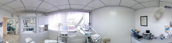Dental Spana treatment room #1