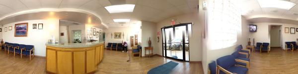 Clinica Integral Rubio reception