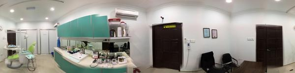 Pearl Dental Surgery - Simpang Ampat, Penang - Treatment room