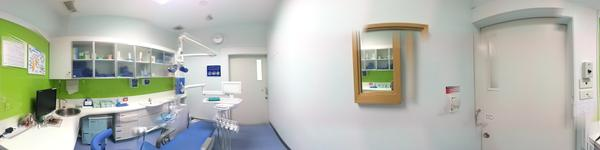Yanhee Hospital (Dental Center) - Bangkok - Consultation Room and The treatment room