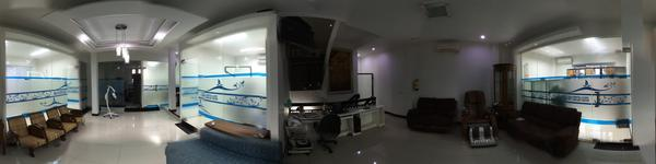 Bali 911 Dental Clinic - Denpasar, Bali, Indonesia - upstairs waiting area