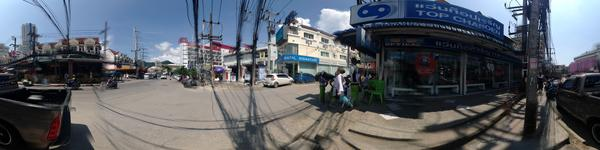 Phuket dental signature, Phuket - Thailand, Street View