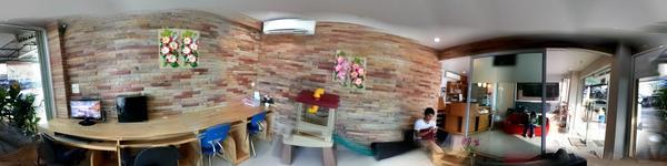 Thirata Dental Clinic - Pattaya, Thailand - Reception and Waiting Area