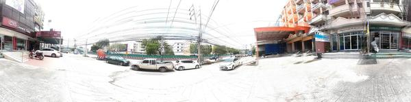 MOS Dental Clinic, Samutprakarn - Thailand, Front View