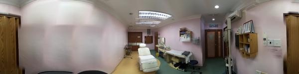 Klinik Loh Surgery - Batu Lanchang, Penang - Treatment room