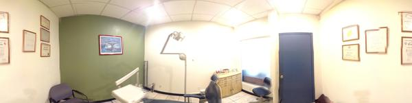 Dr. Glieb Martinez - Treatment room 1