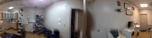Clinica Integral Rubio treatment room #1