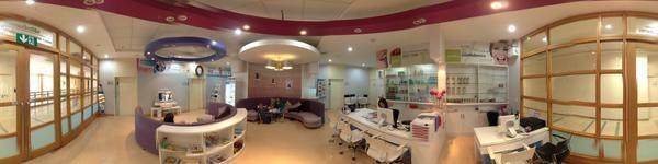 Phuket International Dental Center - Phuket, Thailand - patient waiting room