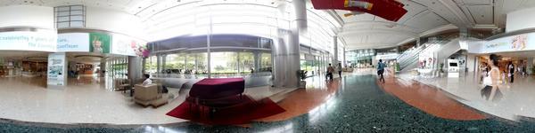 Samitivej Srinakarin Hospital, Bangkok - Thailand, Waiting Area #1