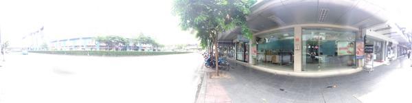 Smile Signature Siam Square - Bangkok, Thailand - street view