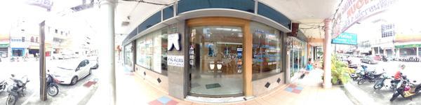 Pearl Dental Clinic - Phuket Town, Phuket Thailand - front door