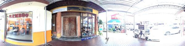 Sea Smile International Dental Clinic - Phuket, Thailand - front door