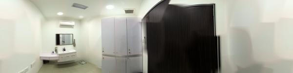 Klinik Kim - Tanjung Tokong, Penang, Malaysia - Changing room