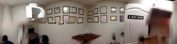Clinica Integral Rubio x-ray room