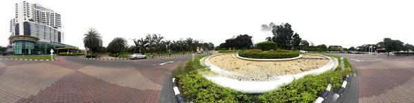 Samitivej Srinakarin Hospital, Bangkok - Thailand, Front View #2