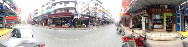 Dent Care Clinic - Phuket, Thailand - Street View