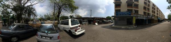 Klinik Pergigian Rohani (Gelugor) - Gelugor, Penang, Malaysia - Exterior view