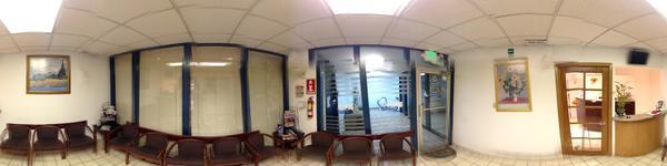 Dental Spana waiting room