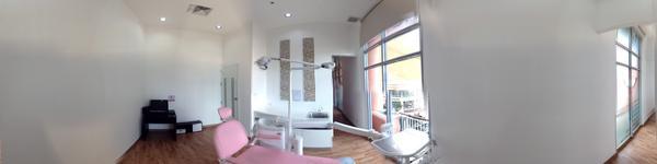 A.B. Dental Care Clinic - Patong Beach, Phuket Thailand - treatment room #1