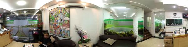 Bali 911 Dental Clinic - Denpasar, Bali, Indonesia - Waiting area and reception area
