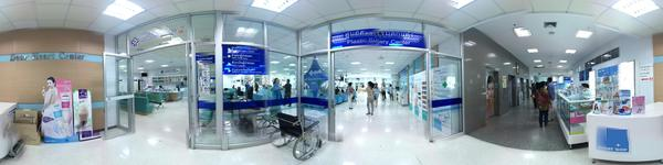 Yanhee Hospital -Bangkok - plastic surgery Center