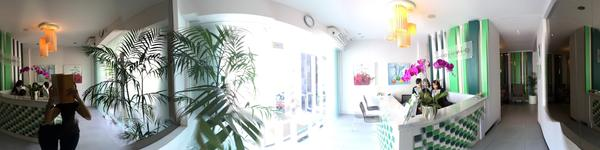 Rejuvie Dental Clinic - Bali - Reception area