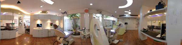 Dental 4 U - Chiang Mai dentist - treatment room #1 and #2