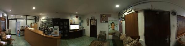 Drg. Syamsiar Adam, Kuta Dental Clinic - Kuta, Bali - Reception area and Classic design of waiting a