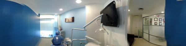 Dental Evolution - Cancun, Mexico - treatment room #1