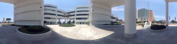 Conscience Digital - courtyard view