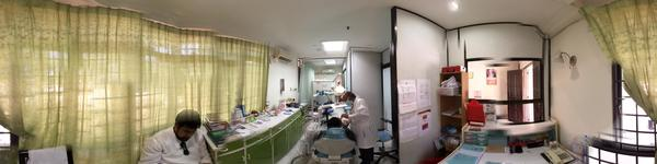 Dr. Ameen Dental Surgery - Seberang Jaya, Penang, Malaysia - Treatment room