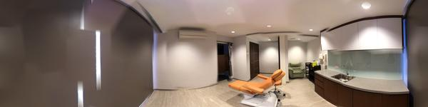 Amandrey Clinic - Penang - Treatment room for procedures